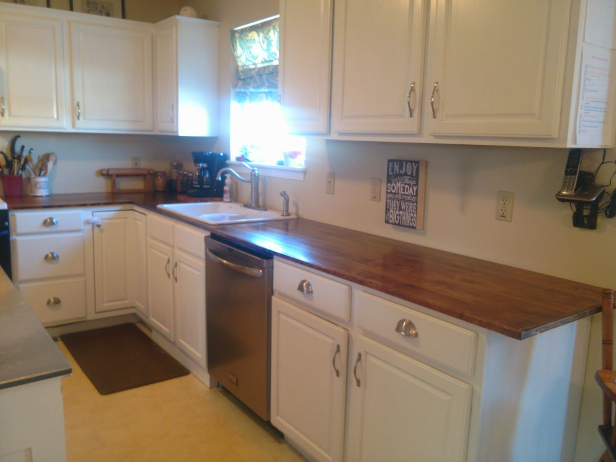Best ideas about DIY Kitchen Counters . Save or Pin Hometalk Now.