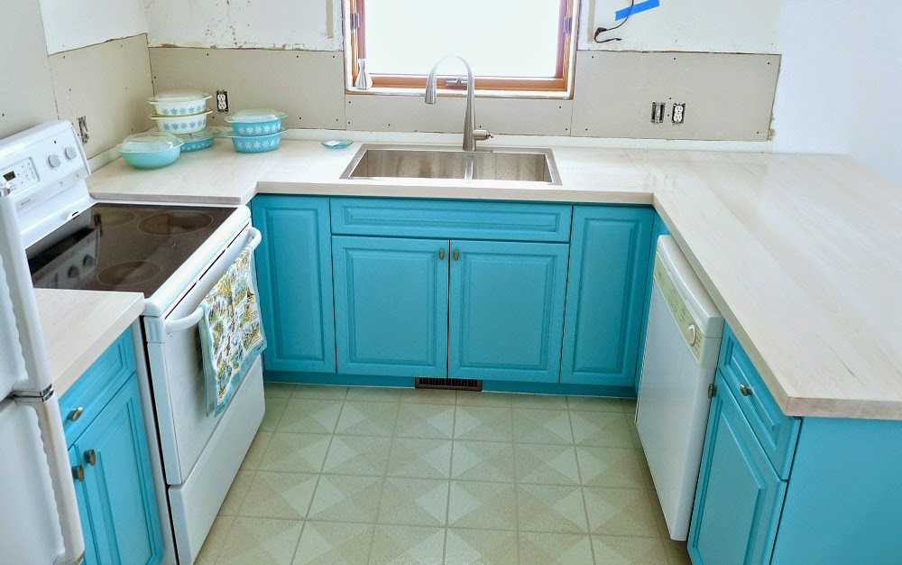 Best ideas about DIY Kitchen Counters . Save or Pin Kitchen Progress Our DIY Solid Wood Kitchen Counters Now.