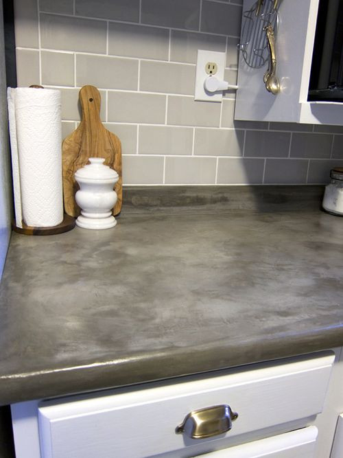 Best ideas about DIY Kitchen Counters . Save or Pin Best 25 Diy concrete countertops ideas on Pinterest Now.