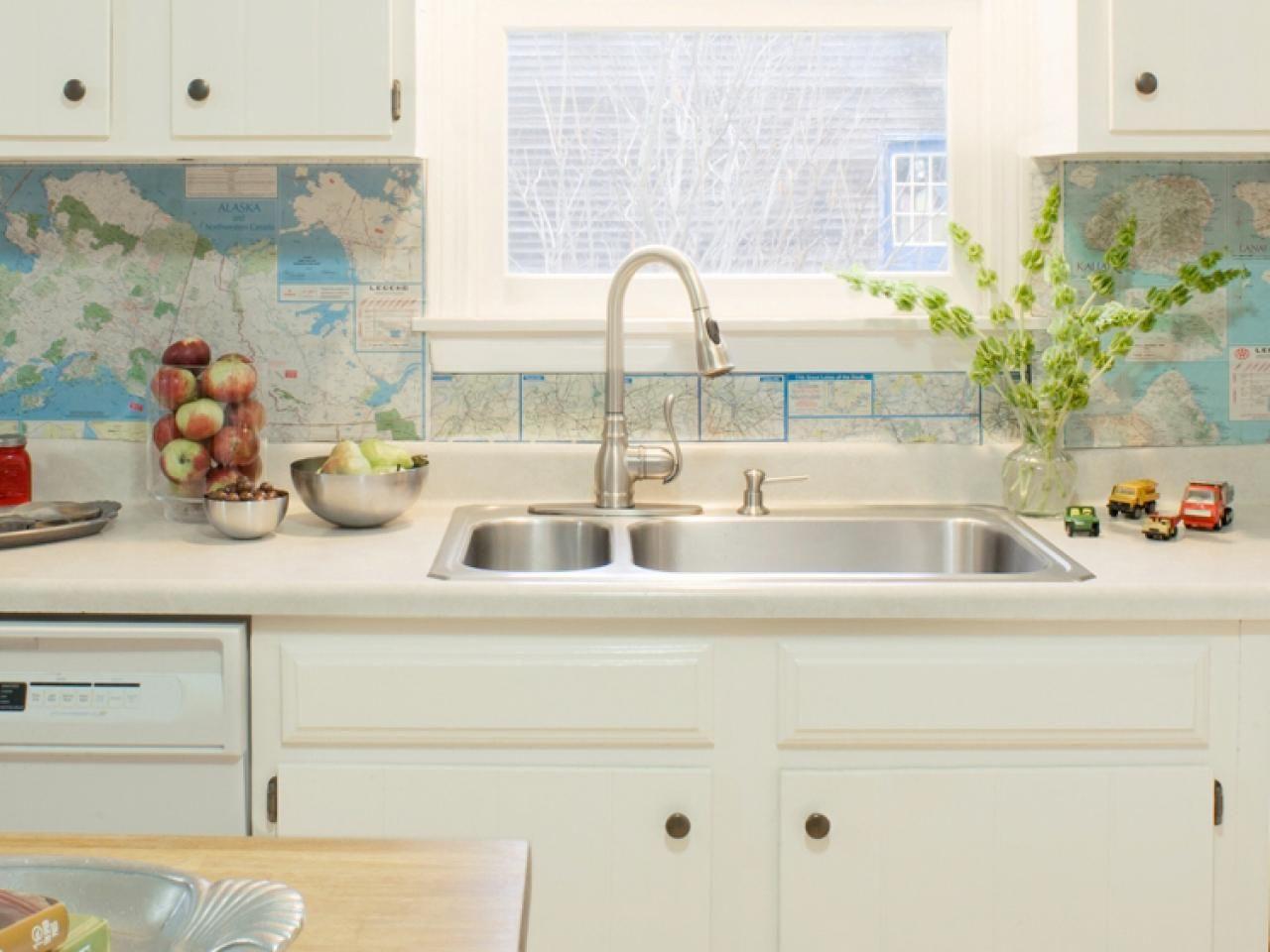 Best ideas about Diy Kitchen Ideas . Save or Pin Top 20 DIY Kitchen Backsplash Ideas Now.