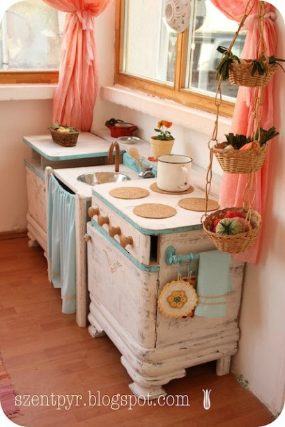 Best ideas about Diy Kitchen Ideas . Save or Pin 10 DIY Play Kitchen Ideas Now.
