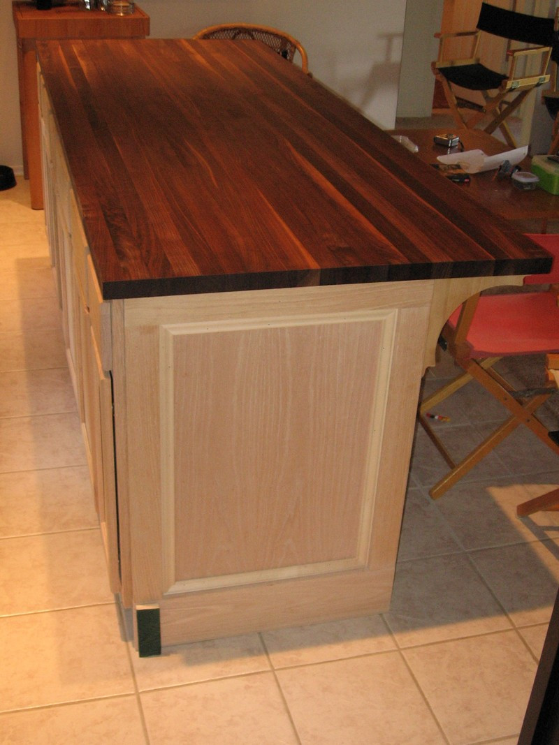 Best ideas about DIY Kitchen Island From Cabinets . Save or Pin DIY Kitchen Island Cabinet Now.