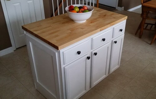 Best ideas about DIY Kitchen Island From Cabinets . Save or Pin How To Make A DIY Kitchen Island And Install In Your Now.