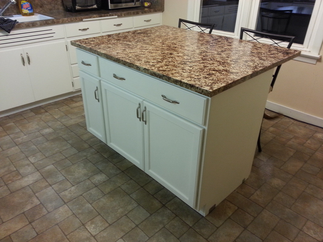 Best ideas about DIY Kitchen Island From Cabinets . Save or Pin 22 Unique DIY Kitchen Island Ideas Now.