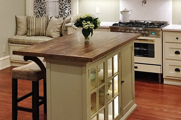 Best ideas about DIY Kitchen Island From Cabinets . Save or Pin Alternative Programming or How to DIY a Kitchen Island Now.