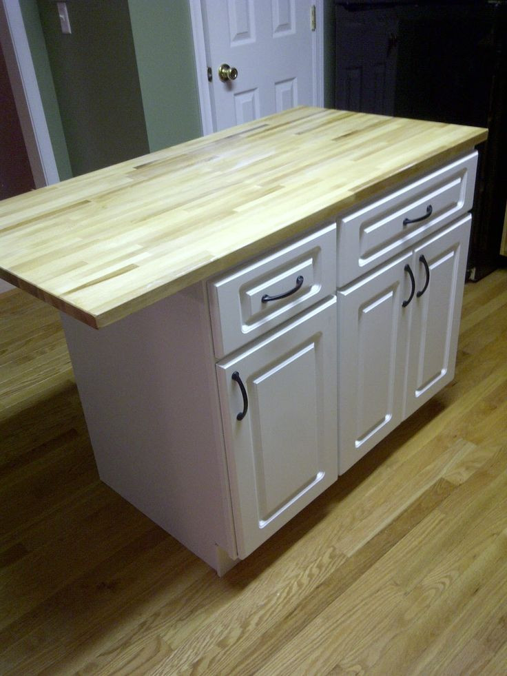 Best ideas about DIY Kitchen Island From Cabinets . Save or Pin Cheap Diy Kitchen Island Ideas WoodWorking Projects & Plans Now.
