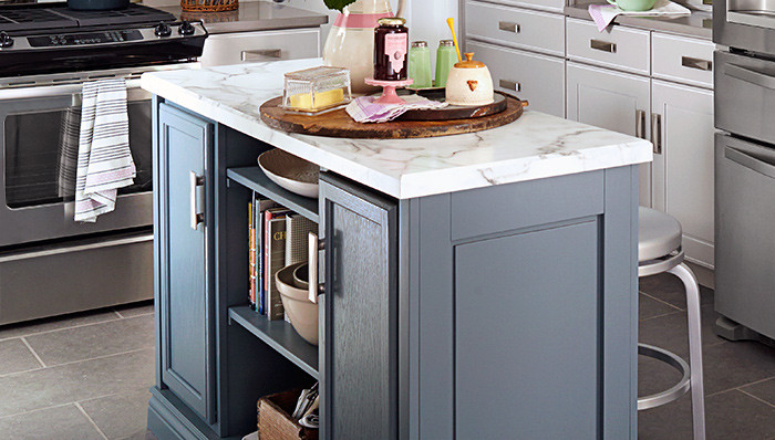 Best ideas about DIY Kitchen Island From Cabinets . Save or Pin How to Build a DIY Kitchen Island Now.