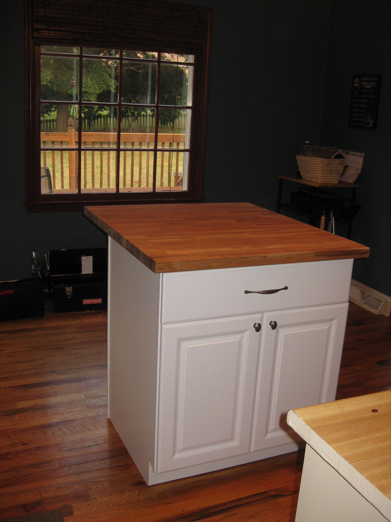 Best ideas about DIY Kitchen Island From Cabinets . Save or Pin DIY Kitchen Island Tutorial from pre made cabinets Now.