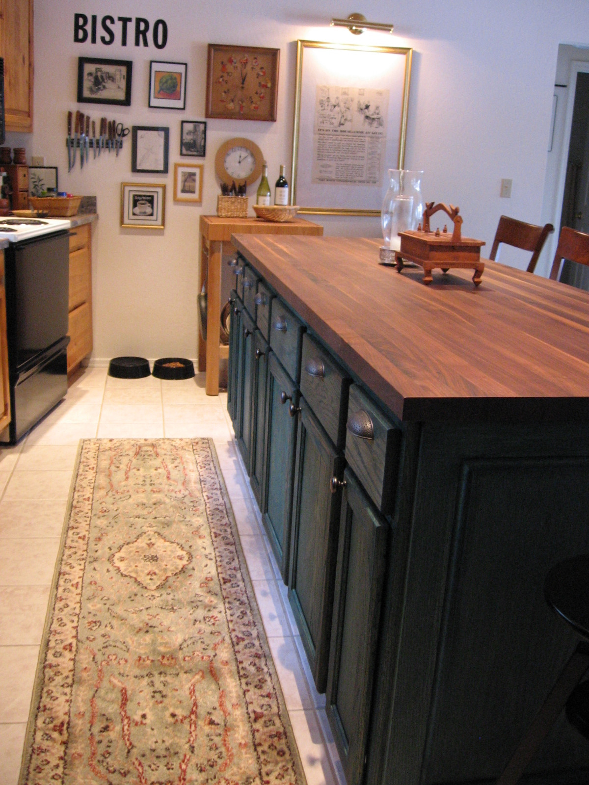 Best ideas about DIY Kitchen Island From Cabinets . Save or Pin Dusty Coyote DIY Kitchen Island Now.