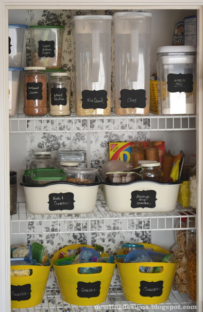 Best ideas about DIY Kitchen Organizing Ideas . Save or Pin 19 Great DIY Kitchen Organization Ideas Style Motivation Now.