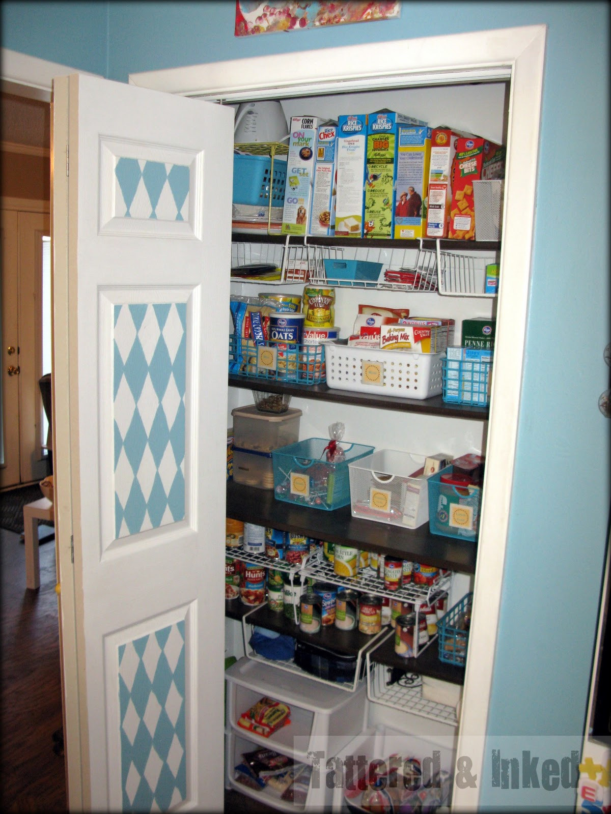 Best ideas about DIY Kitchen Organizing Ideas . Save or Pin Great Ideas 37 DIY Organizing Ideas Tatertots and Jello Now.