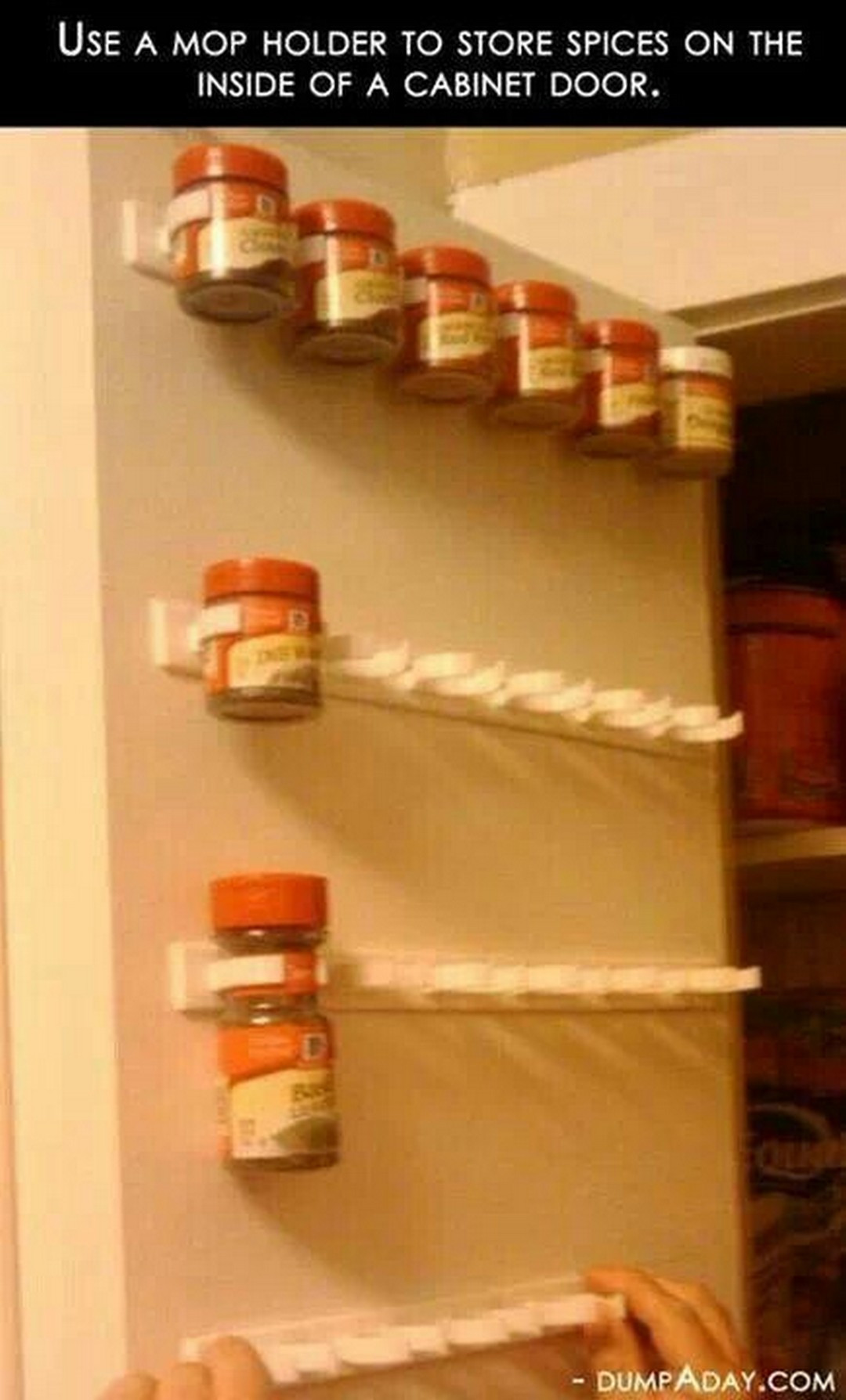 Best ideas about DIY Kitchen Storage Hacks . Save or Pin 20 DIY Kitchen Organization And Storage Hacks Ideas 2 Now.