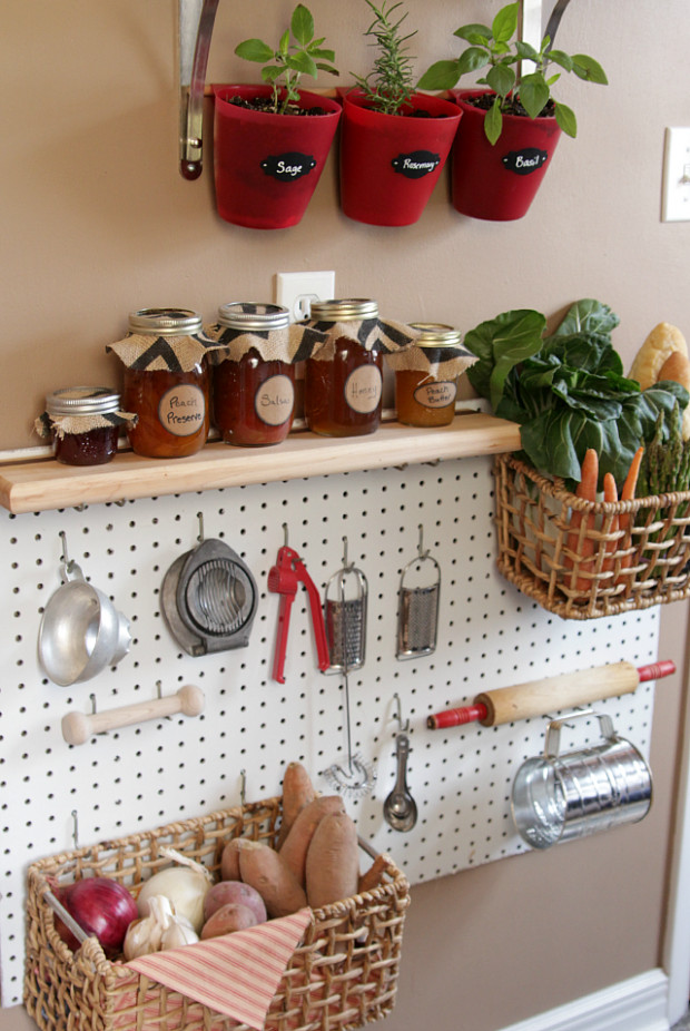 Best ideas about DIY Kitchen Storage Hacks . Save or Pin 20 Great DIY Organization Solutions and Hacks Style Now.