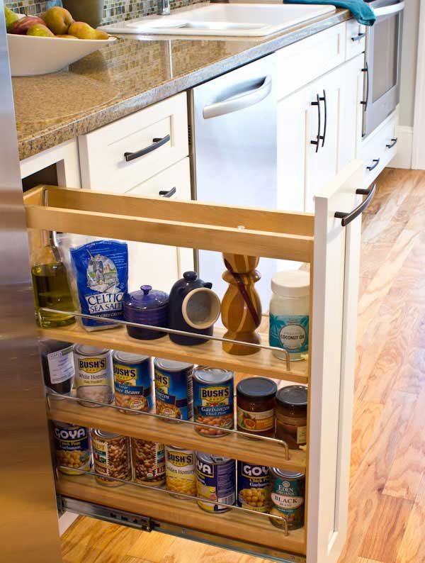 Best ideas about DIY Kitchen Storage Hacks . Save or Pin 37 DIY Hacks and Ideas To Improve Your Kitchen Now.