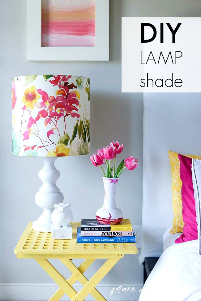 Best ideas about DIY Lamp Shade Kit . Save or Pin DIY LAMP SHADE I LIKE THAT LAmp Now.