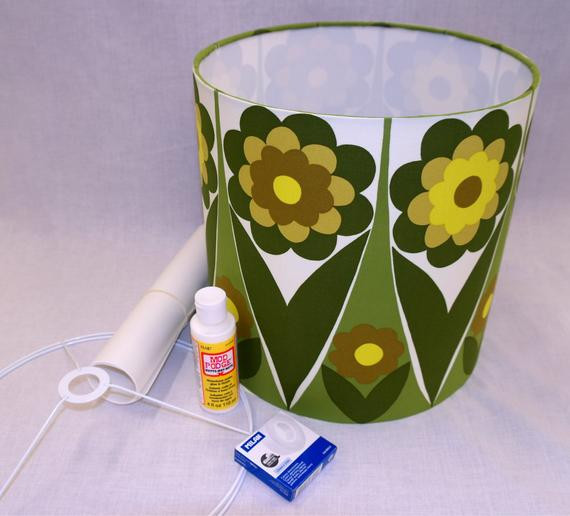Best ideas about DIY Lamp Shade Kit . Save or Pin 12 DIY Lamp Shade Making Kit 12inch 30cm diameter Now.