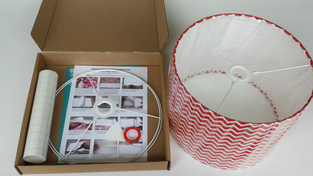 Best ideas about DIY Lamp Shade Kit . Save or Pin Lampshade Kit Shade Light 30cm Diy Making Drum Lamp 30cm Now.