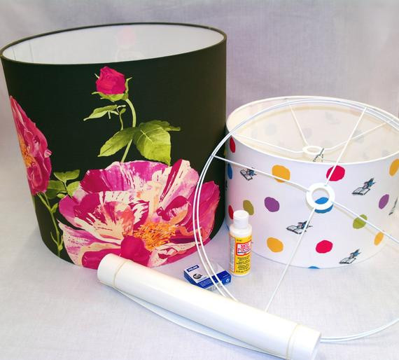 Best ideas about DIY Lamp Shade Kit . Save or Pin 18 DIY Lamp Shade Making Starter Kit 18 inch 46cm Now.