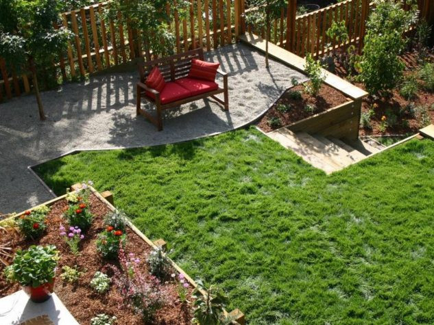 Best ideas about DIY Landscape Design . Save or Pin 15 DIY Timeless Landscaping To Green The Small Backyard Now.