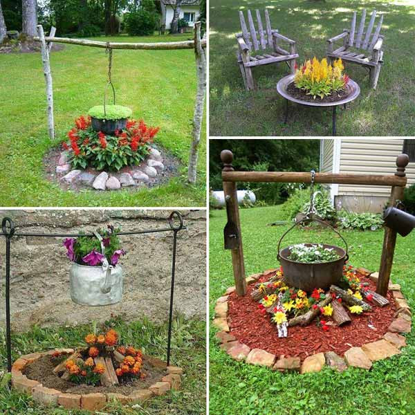 Best ideas about DIY Landscape Design . Save or Pin Top 32 DIY Fun Landscaping Ideas For Your Dream Backyard Now.