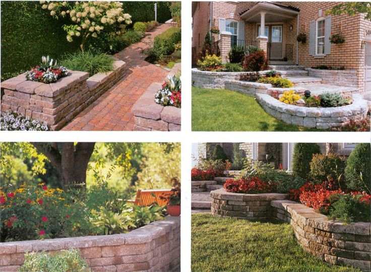 Best ideas about DIY Landscape Design . Save or Pin cheap diy Landscaping Ideas For Small Yards Now.