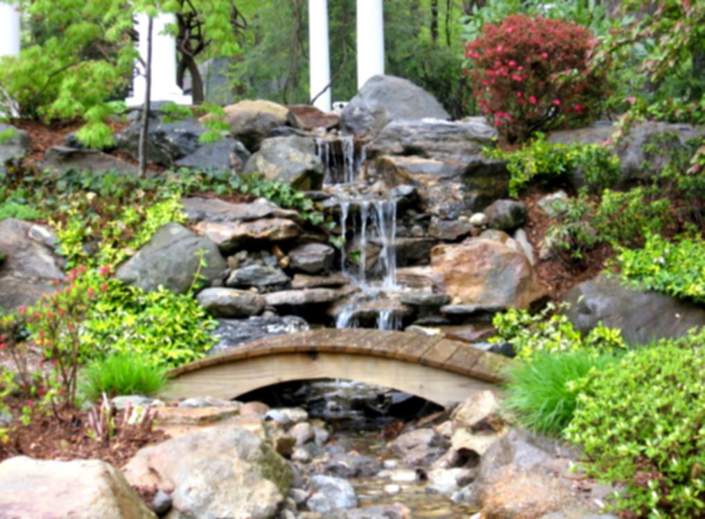 Best ideas about DIY Landscape Design . Save or Pin Diy Waterfall Pond Ideas Water Gardens Ideas GoodHomez Now.