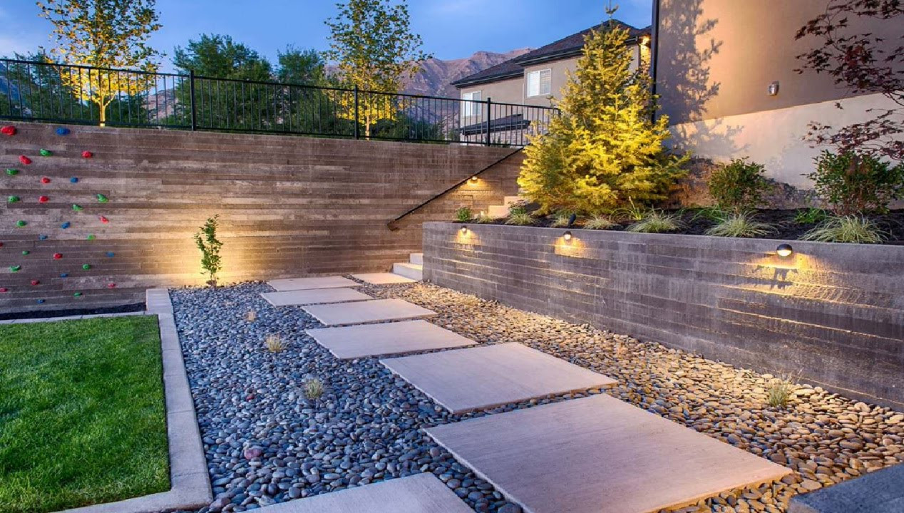 Best ideas about Diy Landscape Design . Save or Pin DIY Landscaping Front Yard Now.