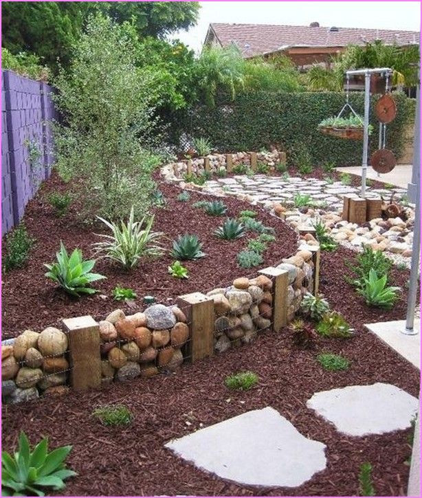 Best ideas about DIY Landscape Design . Save or Pin Diy Small Backyard Ideas Best Home Design Ideas Gallery Now.