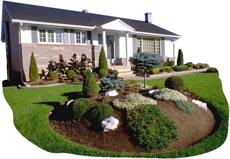 Best ideas about DIY Landscape Design . Save or Pin garden island for front yard I also like the small border Now.