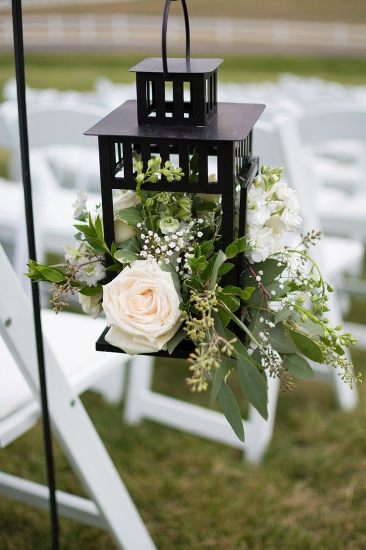 Best ideas about DIY Lantern Wedding Centerpieces . Save or Pin 30 Gorgeous Ideas For Decorating With Lanterns At Weddings Now.