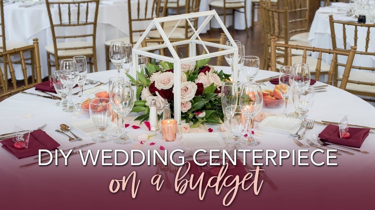 Best ideas about DIY Lantern Wedding Centerpieces . Save or Pin Dollar Tree DIY Lantern Centerpiece with Fresh Flowers Now.