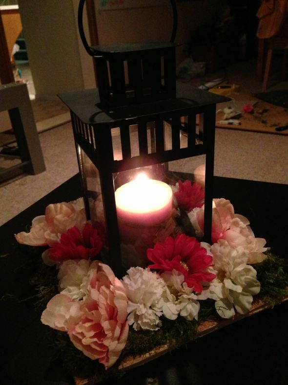 Best ideas about DIY Lantern Wedding Centerpieces . Save or Pin lantern wedding centerpieces Now.