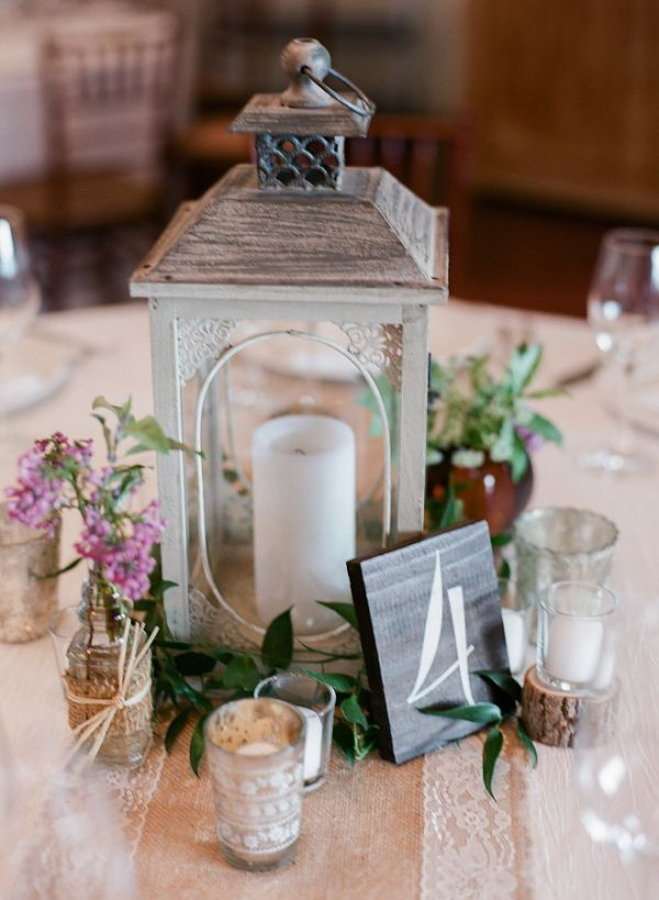 Best ideas about DIY Lantern Wedding Centerpieces . Save or Pin 28 Rustic Wedding Lantern Ideas That Will Make the Big Day Now.
