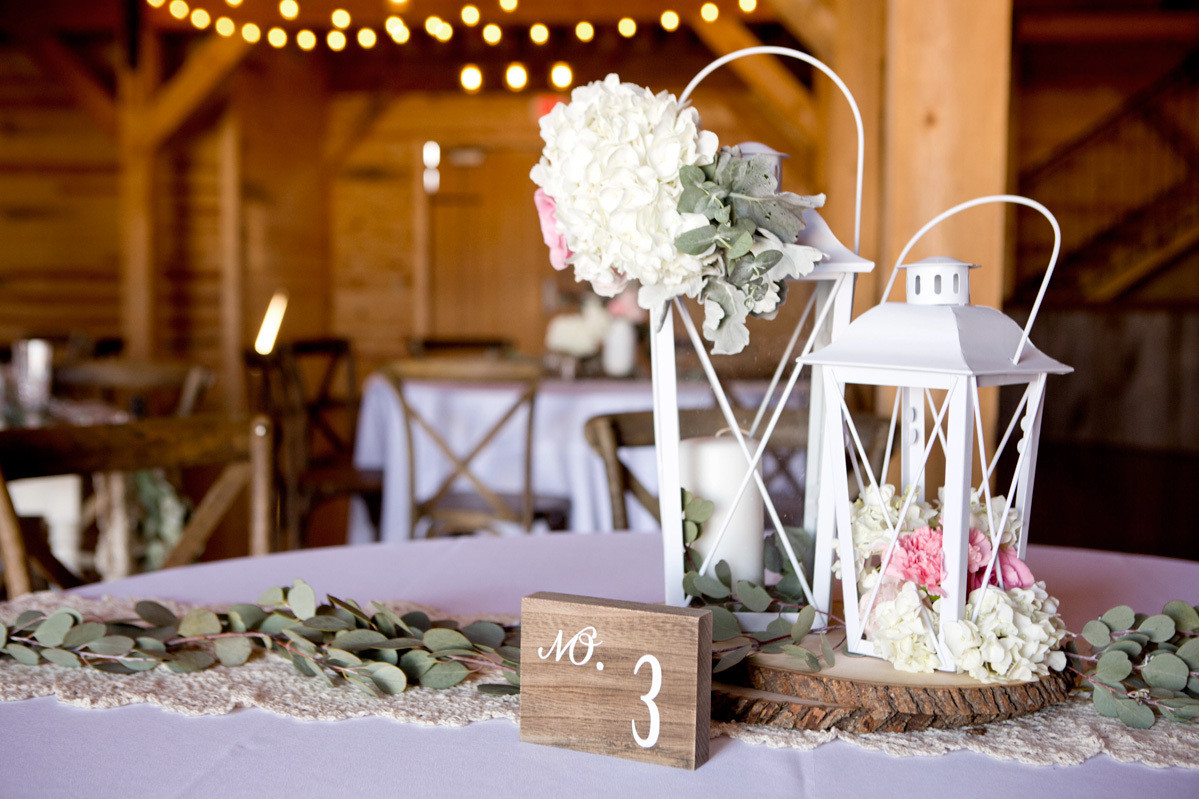 Best ideas about DIY Lantern Wedding Centerpieces . Save or Pin 40 DIY Barn Wedding Ideas For A Country Flavored Celebration Now.