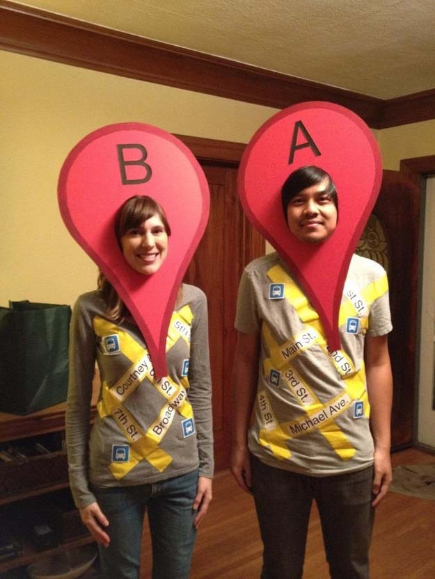 Best ideas about DIY Last Minute Costumes . Save or Pin 36 Last Minute DIY Halloween Costumes Now.
