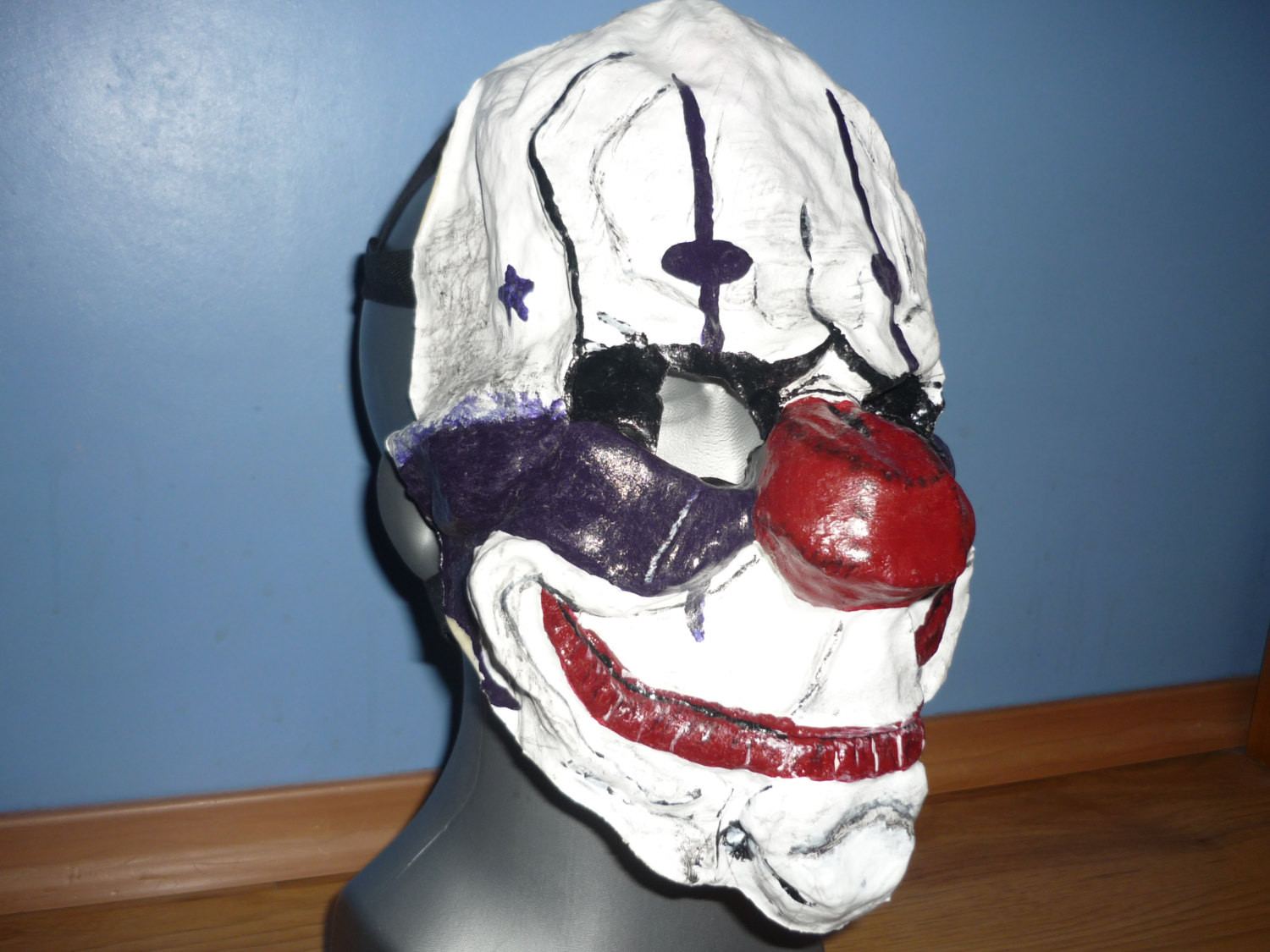 Best ideas about DIY Latex Mask . Save or Pin Payday 2 Chains Homemade Latex mask Now.