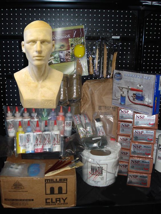 Best ideas about DIY Latex Mask . Save or Pin Deluxe Latex Mask Making Kit Halloween Mask Making Kits Now.