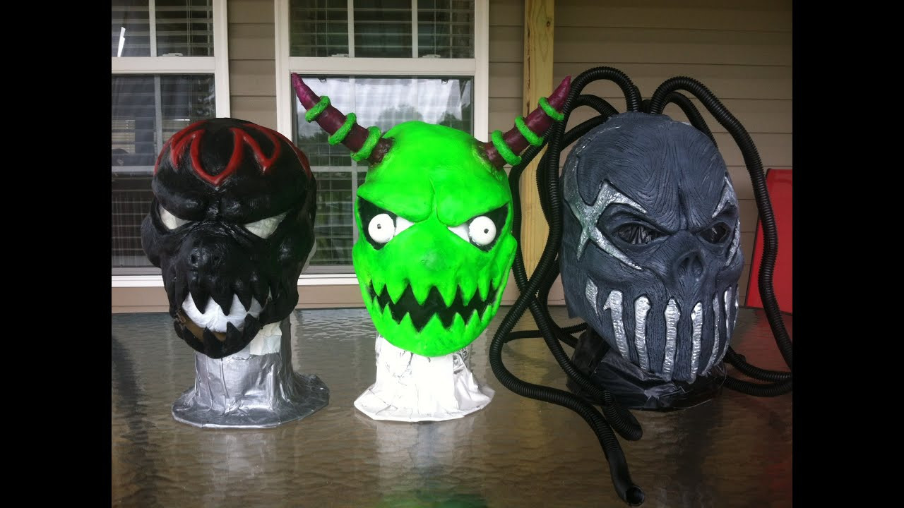 Best ideas about DIY Latex Mask . Save or Pin My Homemade Latex Masks Now.