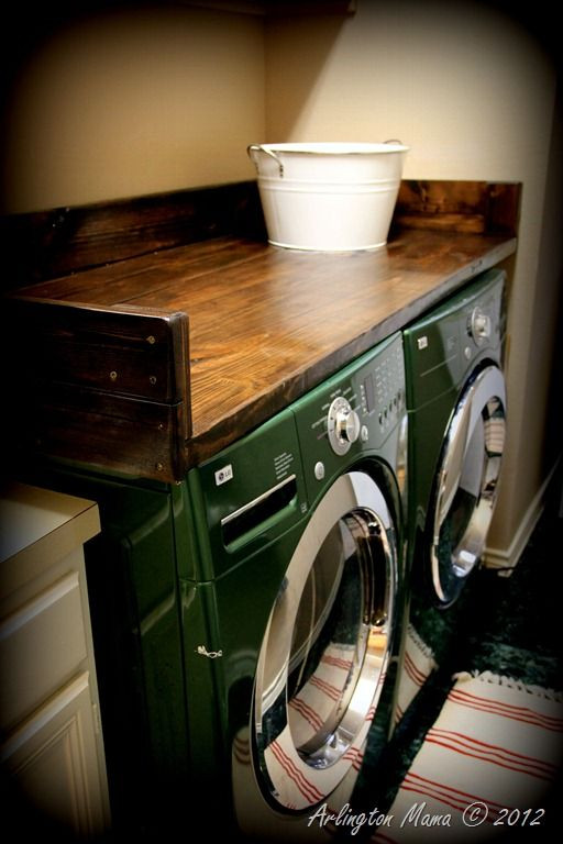 Best ideas about DIY Laundry Room Countertop . Save or Pin 76 best Laundry room makeover meday images on Now.