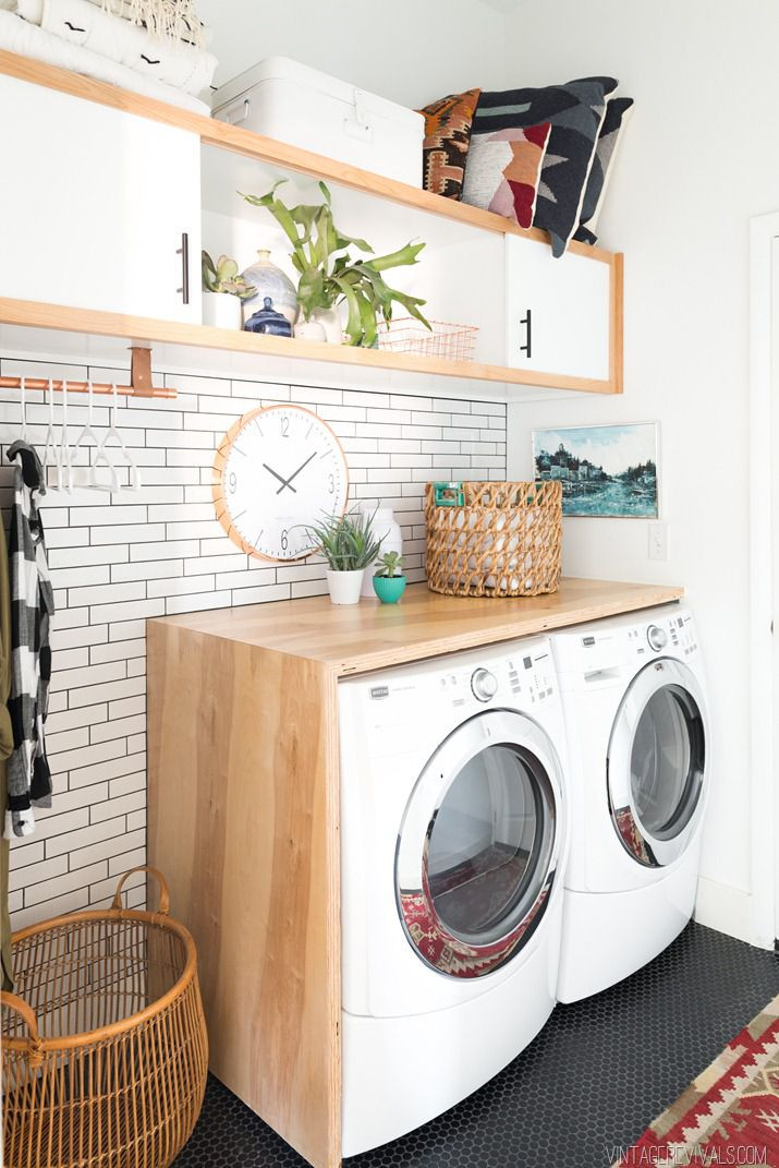 Best ideas about Diy Laundry Room . Save or Pin 19 Clever DIY Laundry Room Ideas Now.