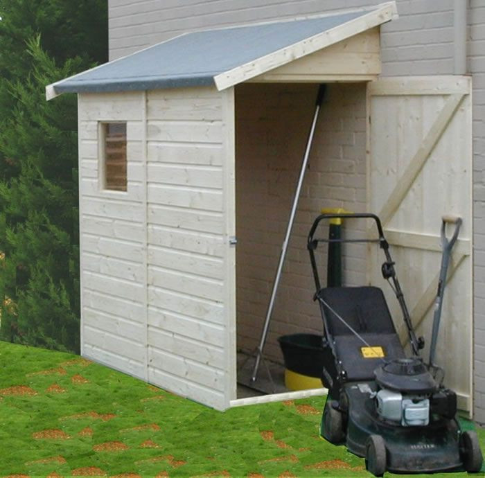 Best ideas about DIY Lawn Mower Storage . Save or Pin Best 25 Lean to shed kits ideas on Pinterest Now.
