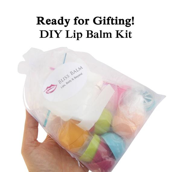 Best ideas about DIY Lip Balm Kit . Save or Pin DIY Lip Balm kit DIY Crafts for Kids Natural Lip Balm Kit Now.