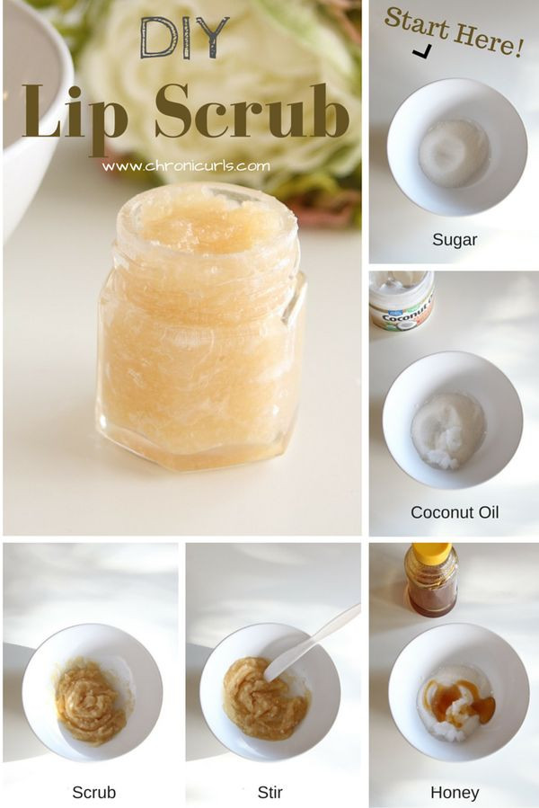 Best ideas about DIY Lip Mask . Save or Pin 17 DIY Lip Scrub Recipes For The Softest Lips Ever Now.