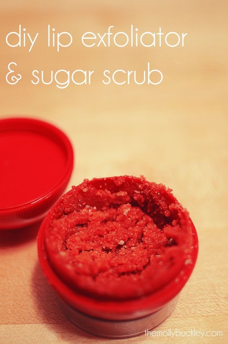 Best ideas about DIY Lip Mask . Save or Pin DIY Lip Exfoliator & Sugar Scrub Beauty Now.