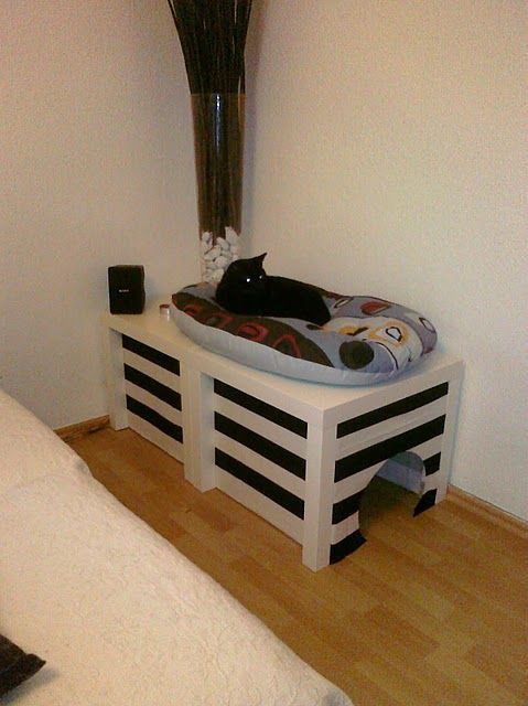 Best ideas about DIY Litter Box Cover . Save or Pin litter box solution TO MakE Now.