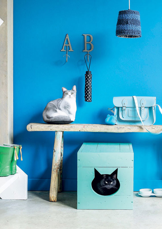 Best ideas about DIY Litter Box Cover . Save or Pin How Tuesday Our Favorite DIY Pet Projects Etsy Journal Now.