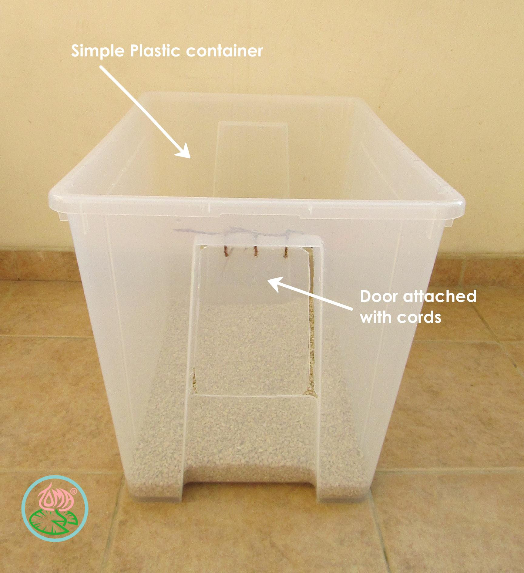 Best ideas about DIY Litter Box . Save or Pin DIY Cat Litter Box & Storage Furniture Now.