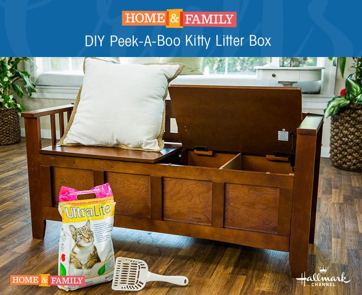Best ideas about DIY Litter Box . Save or Pin DIY Litter Box by kennethwingard Now.