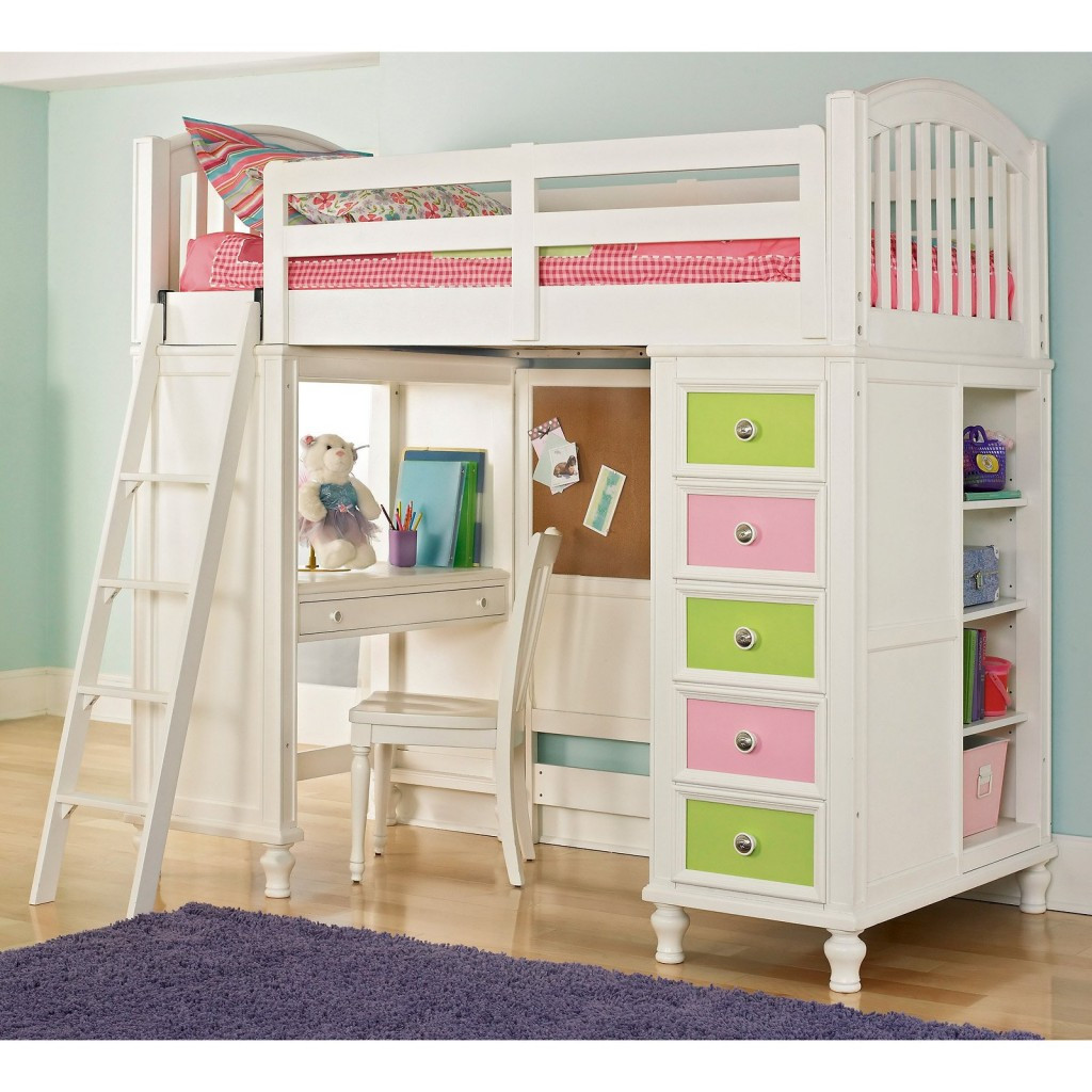 Best ideas about DIY Loft Bed For Kids . Save or Pin Loft Bed Plans For Kids Now.