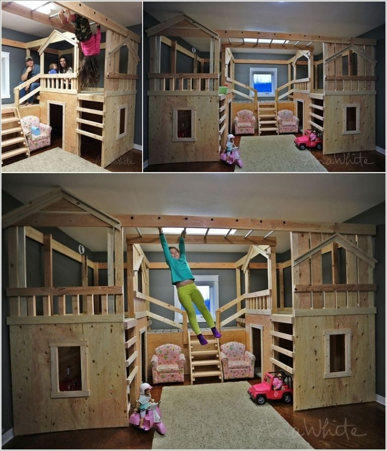 Best ideas about DIY Loft Bed For Kids . Save or Pin 10 Cool DIY Bunk Bed Ideas for Kids how to be the coolest Now.